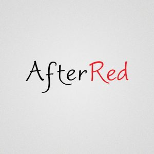 After Red - logo design