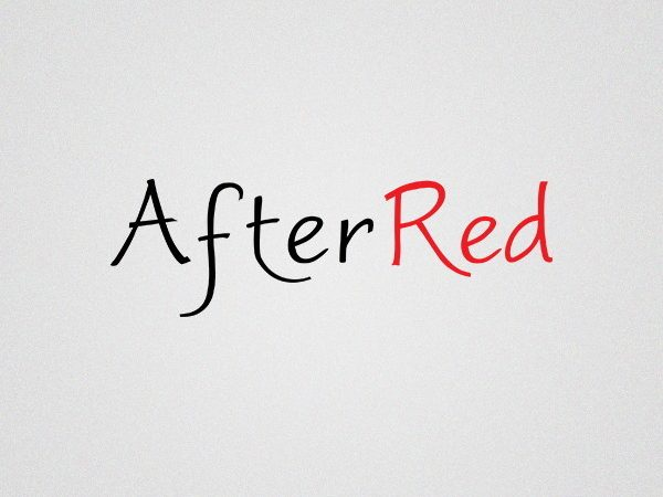 After Red - logo design