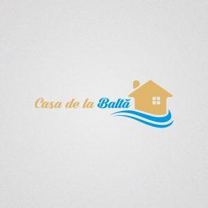 Casa de la Baltă - Logo design