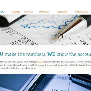 ConT ActiV - web design