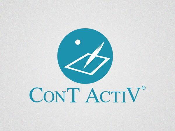 ConT ActiV - logo design