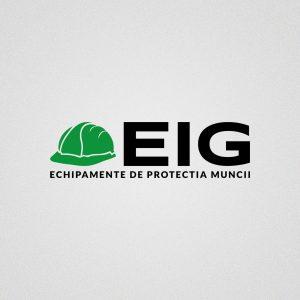 EIG - logo design