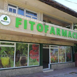 Farmachim Plant - colant