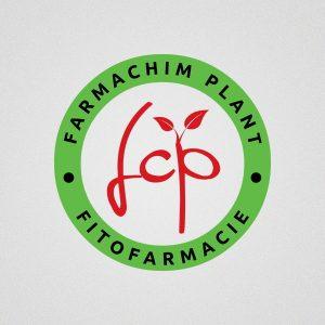 Farmachim Plant - logo design