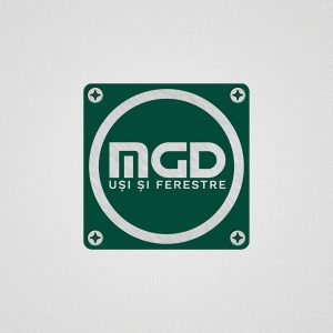 MGD - logo redesign