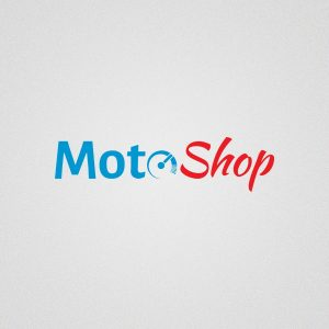 Motoshop - logo design