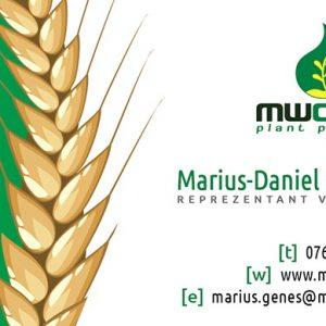 MWChim Plant Protect - carte vizită