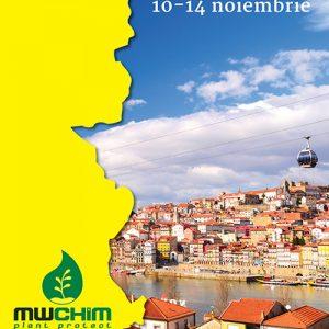 MWChim Plant Protect - mapă Portugalia