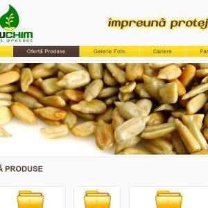 MWChim Plant Protect - web design