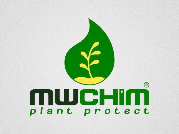 MWChim Plant Protect - logo design