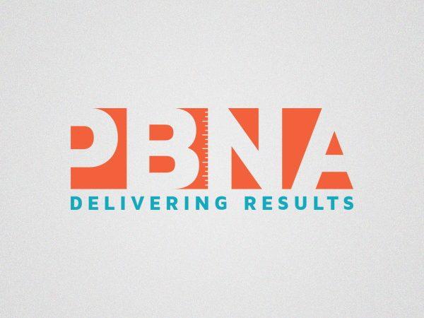PBNA - logo design
