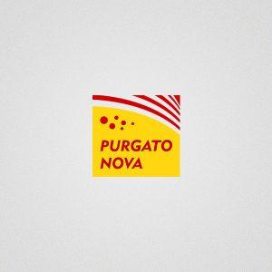Purgato Nova - logo design