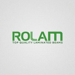 Rolam - logo design