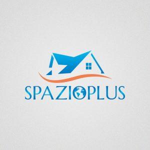 Spazioplus - logo design