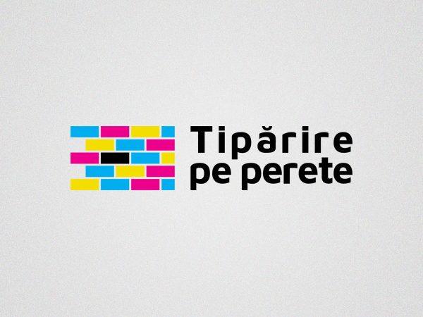 Tipărire Pe Perete - logo design