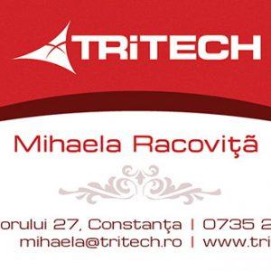 Tritech - carte vizită