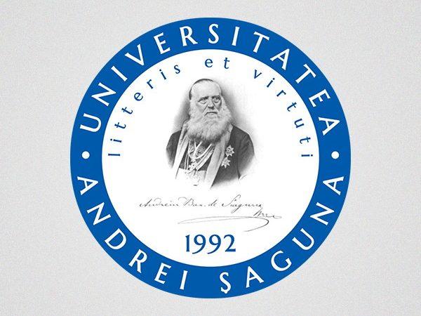 Universitatea Andrei Șaguna - Logo design