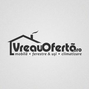VreauOferta.ro - logo design